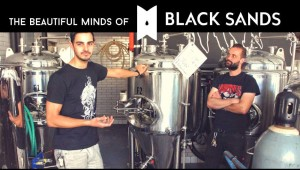 Through hard work and creative brewing, Black Sands Brewery co-founders Colm Emde and Andy Gilliland have made this Lower Haight brewpub a popular addition to the neighborhood.